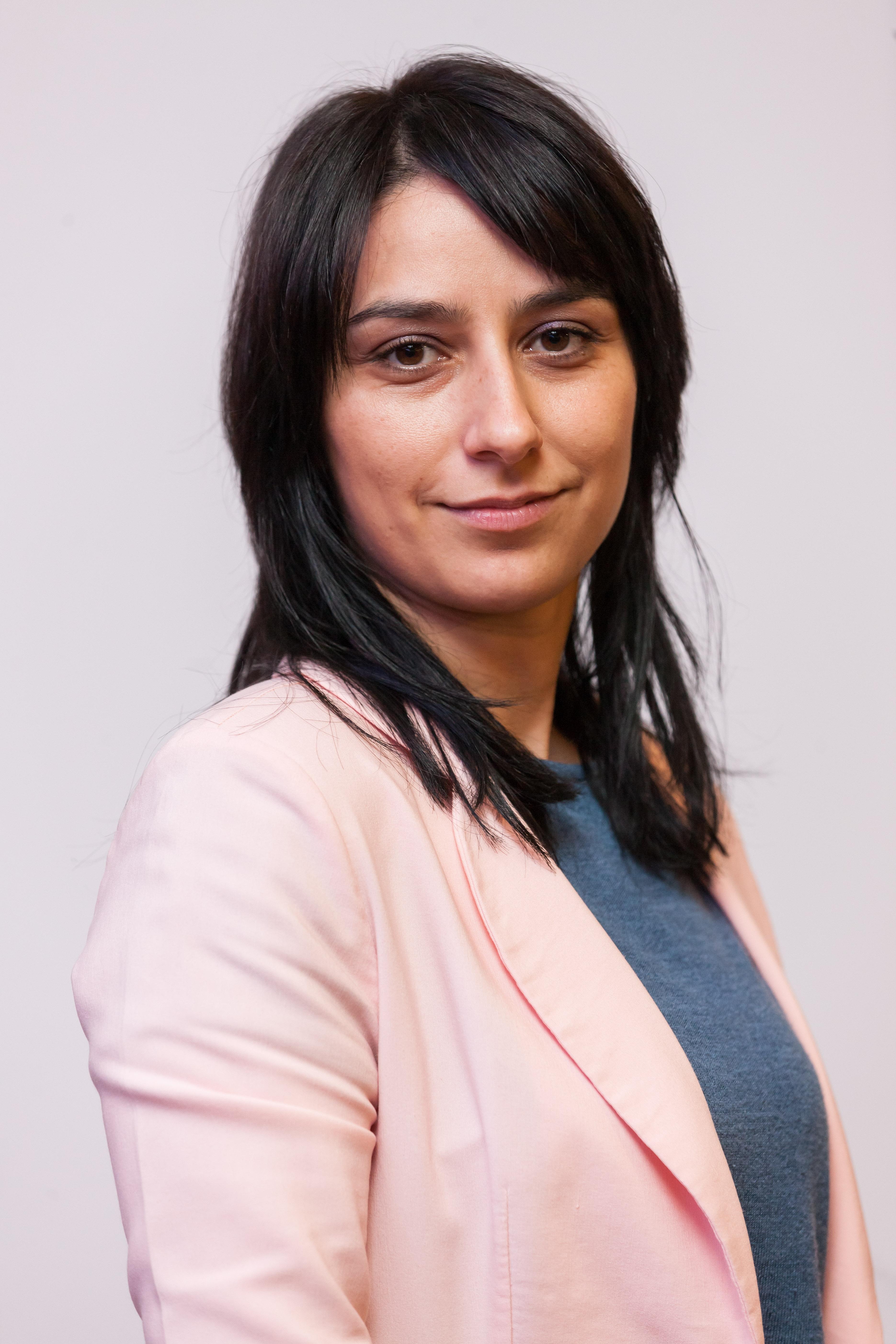 Alexandra Ilina